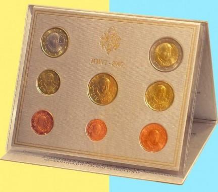euro vaticano monete