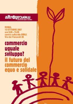 buy popular 4821e 31b8f Commercio = Sviluppo? Il futuro del commercio equo e solidale