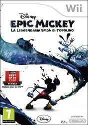 Epic Mickey La leggendaria sfida di Topolino Nintendo Wii Recensione