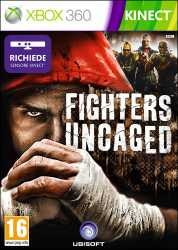 Fighters Uncaged Kinect Xbox 360 Recensione