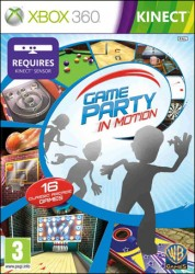 Game Party in Motion Kinect Xbox 360 Recensione