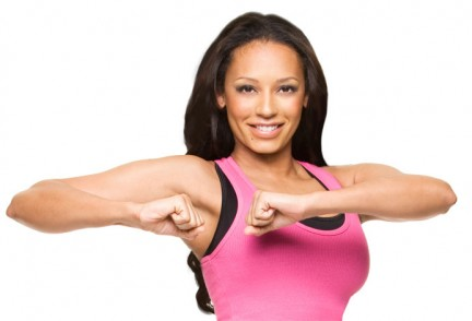 Get Fit with Mel B Kinect Xbox 360 Recensione