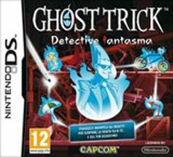 Ghost Trick Detective Fantasma Nintendo DS Recensione