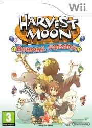 Harvest Moon Animali in Marcia Nintendo Wii Recensione