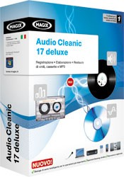 Magix Audio Cleanic 17 Deluxe PC Recensione