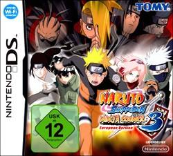 Naruto Ninja Council 3 Recensione Nintendo DS