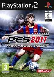 PES 2011 Pro Evolution Soccer 2011 Playstation 2 Recensione