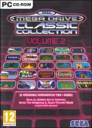Sega Mega Drive Collection Volume 2 PC Recensione