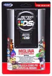 Action Replay DS - DSi Recensione