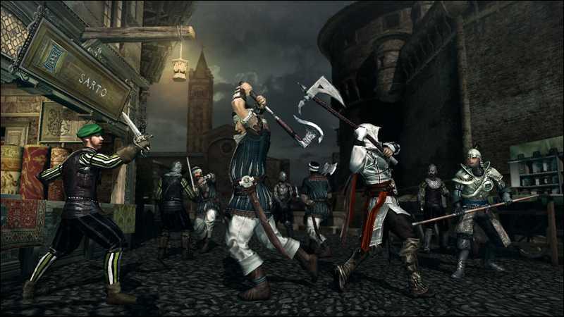 Assassins Creed 2 PC Recensione