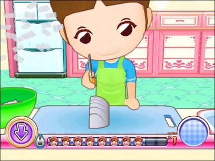Cooking Mama 2 Nintendo Wii