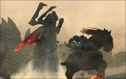 Darksiders xbox 360 playstation 3 recensione for Soluzione giardini superiori god war 3