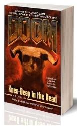 Doom Knee Deep in The Dead il Romanzo
