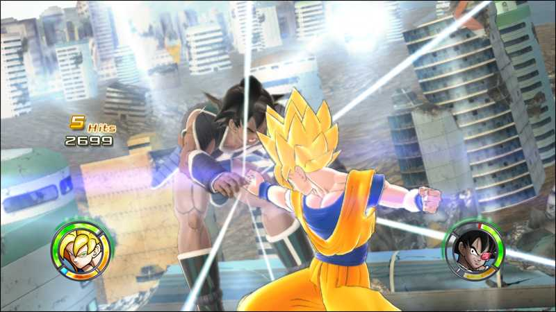 Dragon Ball Raging Blast 2 Playstation 3 Xbox 360 Recensione - 3/9