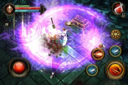 Dungeon Hunter II iPhone iPad iPod Touch Recensione