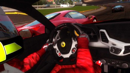 Ferrari The Race Experience Nintendo Wii Recensione