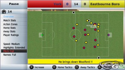 Football Manager 2009 Handheld