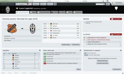 Football Manager 2010 Recensione