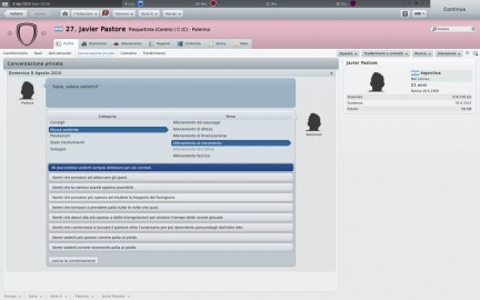 Football Manager 2011 PC MAC Recensione