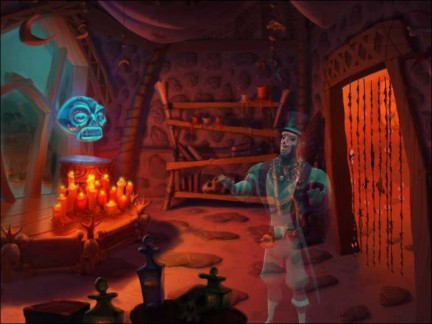 Ghost Pirates of Vooju Island PC Recensione