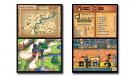 Golden Sun Alba Oscura Nintendo DS Recensione