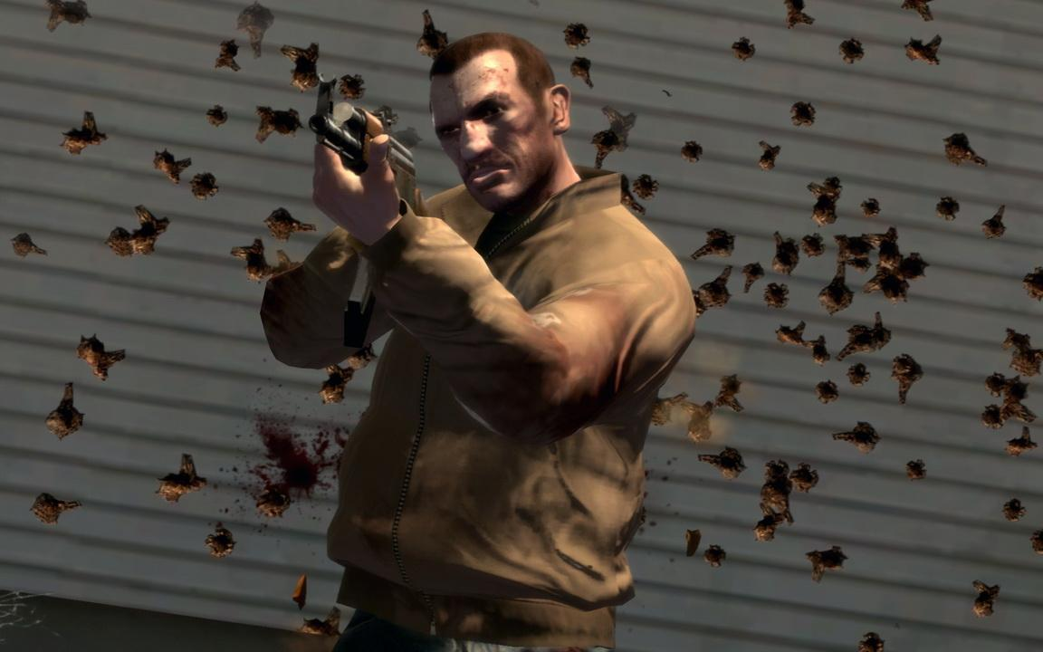 GTA Grand Theft Auto IV PC
