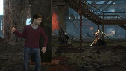 Harry Potter e i Doni della Morte Playstation 3 Xbox 360 PC Recensione
