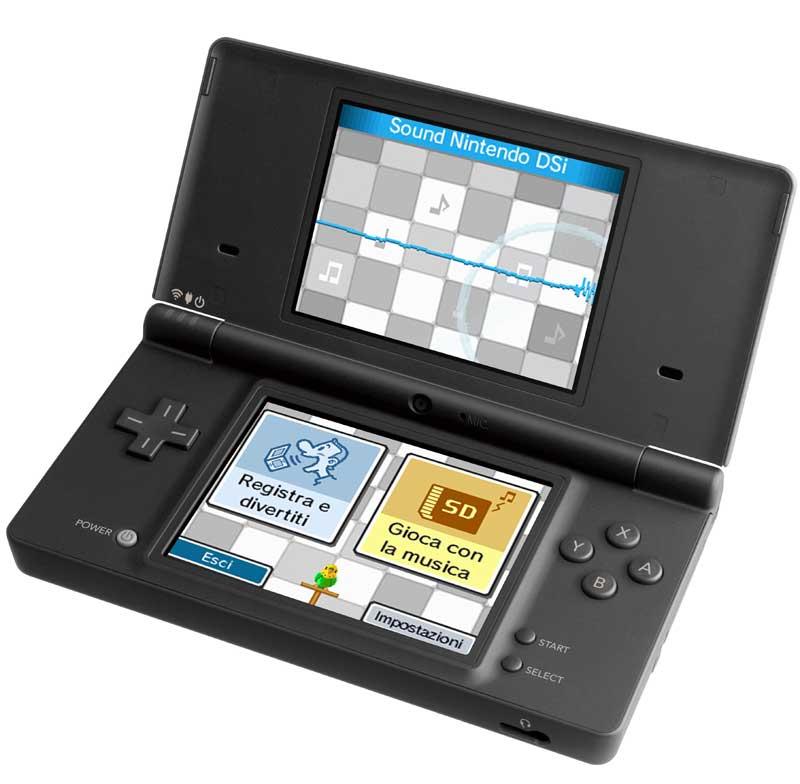 Il Nintendo DSI e' arrivato in Italia!