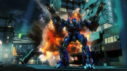 Il Videogame dei Transformers da oggi nei negozi