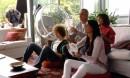 Juliana Moreira, Giorgio Panariello e Marco Simoncelli insieme per Nintendo