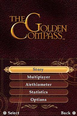 La Bussola D'Oro Nintendo DS