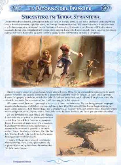 La Guida Ufficiale in Italiano di Prince of Persia