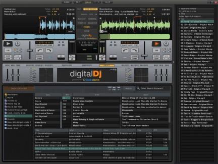 Magix Digital DJ PC Mac Recensione