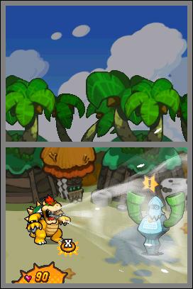 Mario e Luigi Viaggio al Centro di Browser Nintendo DS Recensione