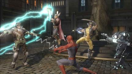 Prime Immagini per Marvel La Grande Alleanza 2