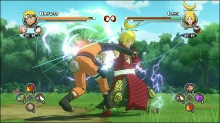 Naruto Shippuden Ultimate Ninja Storm 2 Playstation 3 Xbox 360 Recensione