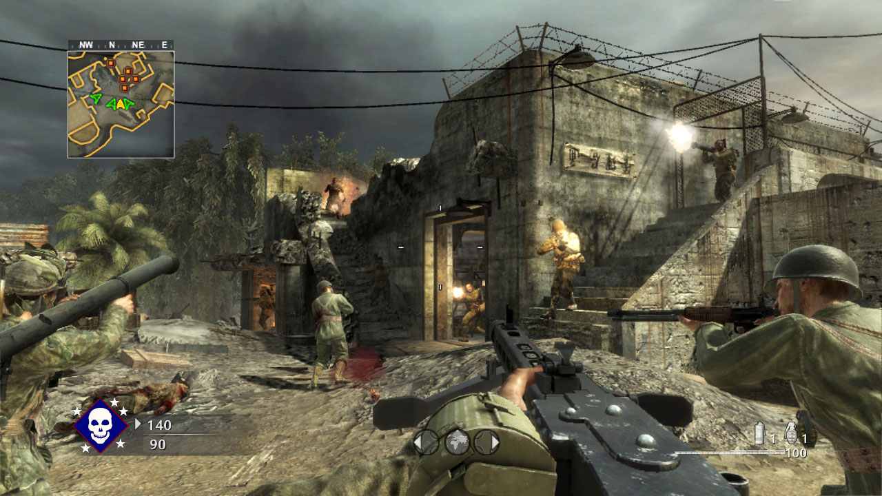 Nuove Mappe per Call of Duty World at War