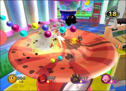 Pac-Man Party Nintendo Wii Recensione