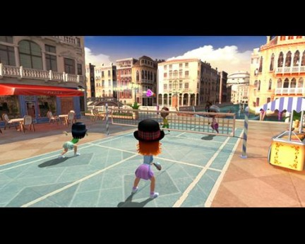 Racket Sports Party Nintendo Wii Recensione