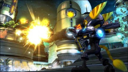 Ratchet e Clank a Spasso nel Tempo Playstation 3 Recensione