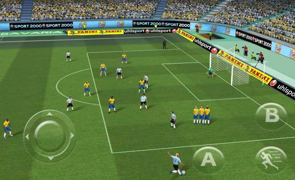 Real Football 2011 iPhone Recensione