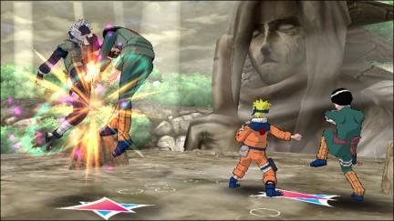 Recensione Naruto Clash of Ninja Revolution 2 Nintendo Wii