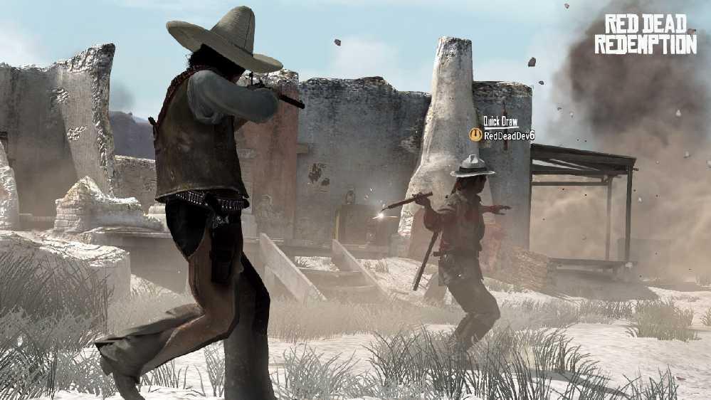 Red Dead Redemption Fuorilegge Fino alla Fine