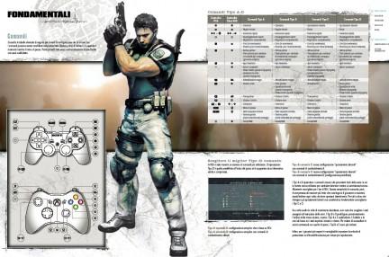 Resident Evil 5 La Guida Strategica Ufficiale