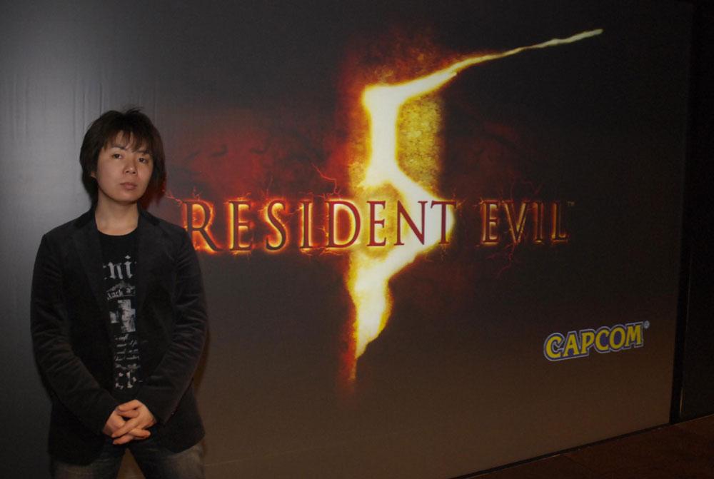 Presentazione Ufficiale Italiana di Resident Evil 5