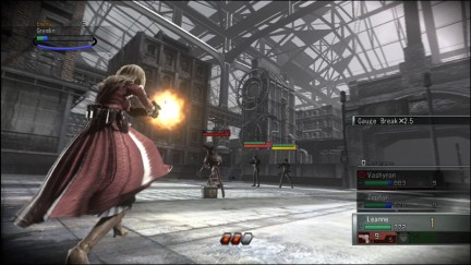 Resonance of Fate Playstation 3 Xbox 360 Recensione