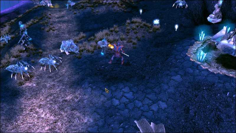 Sacred 2 Fallen Angel Ice