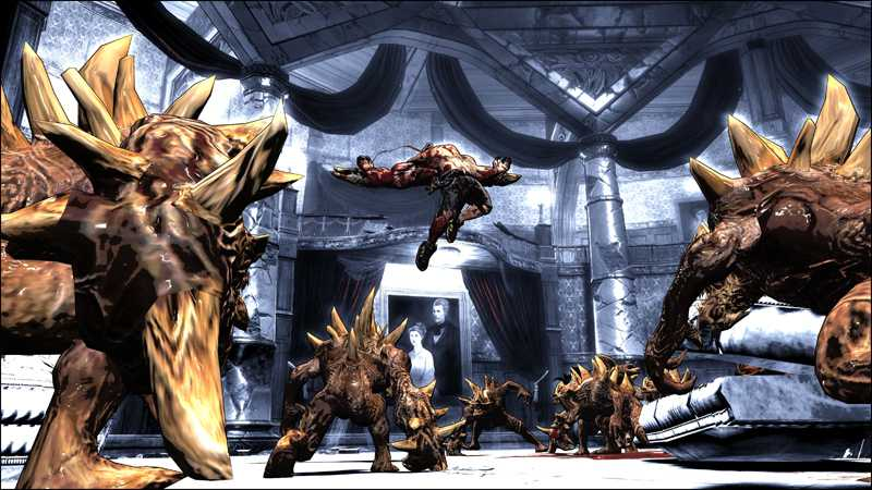 Splatterhouse Xbox 360 Playstation 3 Recensione
