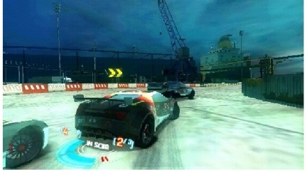 Split Second Velocity Playstation Portatile Recensione