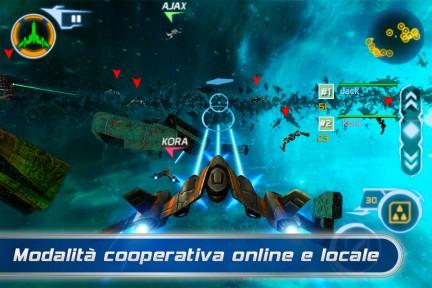 Star Battalion iPhone Recensione